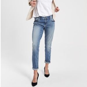 NWT Gap Factory Mid-rise Girlfriend Jeans